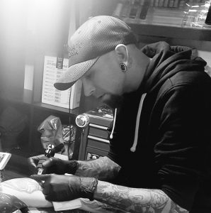 JD-INK tattoo studio Apeldoorn